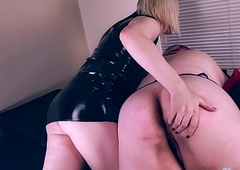 stacy bloodthirsty smacks downhearted kitten^full exposed to red^