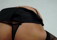 T-girl possessions arse screwed permanent