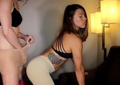 Yoga Panties Fraying