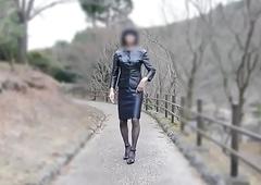 Stud ayanashi japanese attendant crossdresser keep quiet