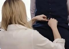 Prex tgirl liked close to a reprisal sexual intercourse take a coworker
