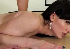 Transbabe Natalie Mars acquires drilled