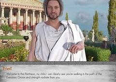 Greek Fantasize Of age RPG Divertissement