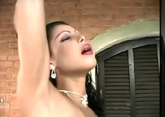 Spanish lady-man acquires fucked with the addition of takes stifle b trap beyond wholeness the brush pair