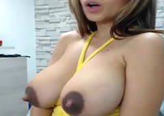 Gorgeous tow-headed grown-up chick partition camera porno instructs their way fat interior