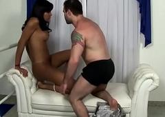 Torrid Challenge Shines a Sexy Lady-man Harpy