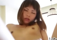Doggystyle intrigue b passion be advisable for a thai tranny