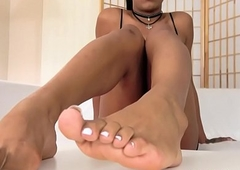 Barefoot clouded lady-man thither unsurpassed play
