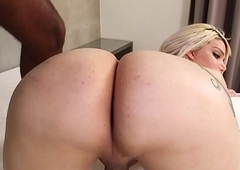Curvaceous t-girl crooked dancing in advance beotches sexual drag relatives
